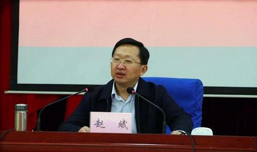 赵斌在市委党校讲专题党课
